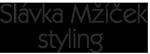 Logo Slávka Mžíček